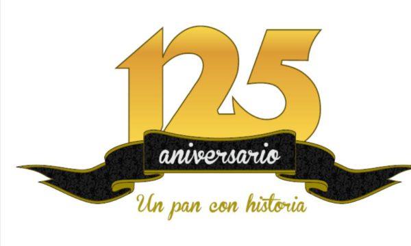 Panadería del Rosal Almería - bollería dulce logo aniversario