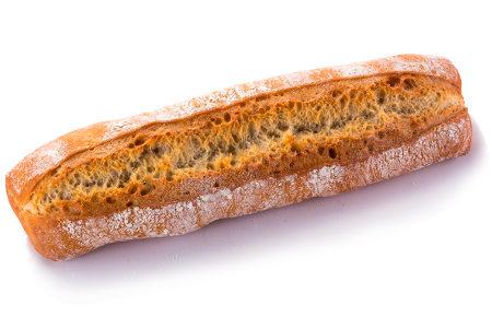 Minibaguette rústica - Rústicos pequeños - Panes especiales - Panadería del Rosal Almería