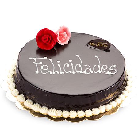 Chocolate - Tartas Selectas Panadería del Rosal Almería
